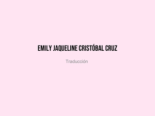 Cristobal_Emily_Traducció