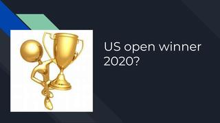 presentation tennis (english)