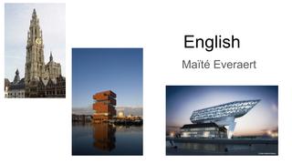 English SP