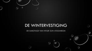 De Wintervestiging