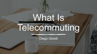 Telecommuting slides