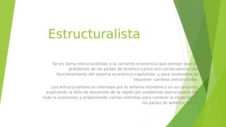 Estructuralista