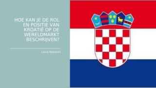 Landenstudie Kroatië