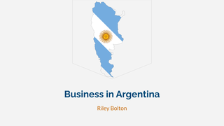 Business in Argentina