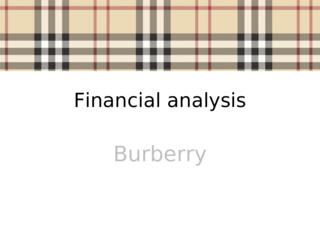 Financial performance (EG)