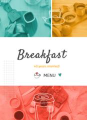 Easter exam 'Breakfast'