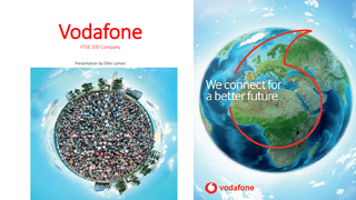 Financial performance Vodafone