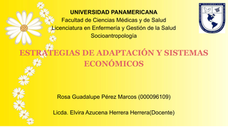 Presentación. Rosa Pérez.
