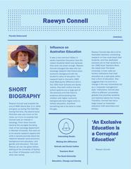 Raewyn Connell