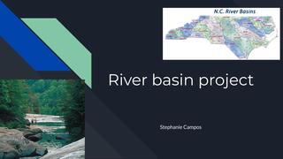 River basin project