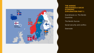 The Nordic uncovered part 1