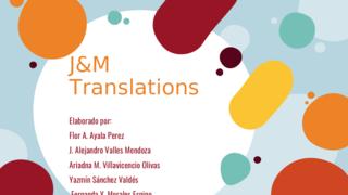 J&M Translations
