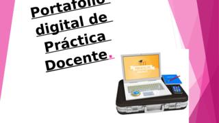 PORTAFOLIO DE PRACTICA DOCENTE