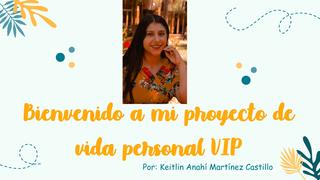 PROYECTO DE VIDA PERSONAL VIP