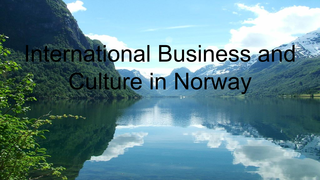 International Business and Cul