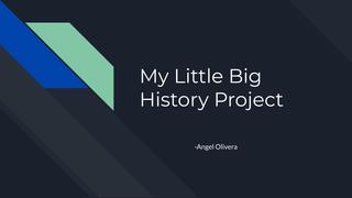 Angel Olivera-Little Big Histo