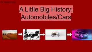 A Little Big History: On Autom