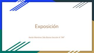 Exposición AARÓN