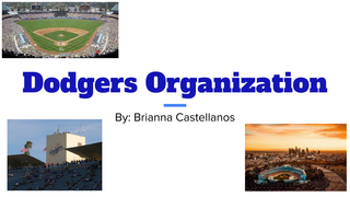 History Final Project: Dodgers