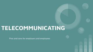 telecomunicating