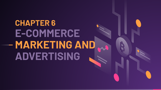 Chapter 6: E-Commerce Marketin