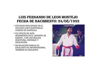 PROYECTO DE VIDA LUIS MONTEJO