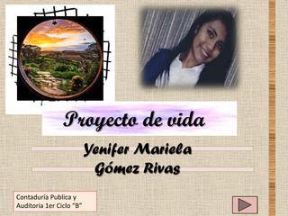 Yenifer Mariela Gomez VIP