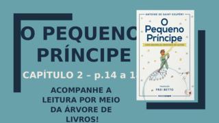 O PEQUENO PRÍNCIPE - CAP. 2