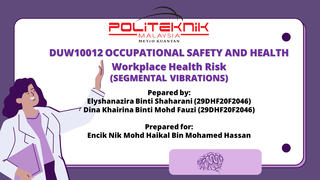 Workplace Health Risk