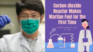 Margaux Corpus Chemistry news
